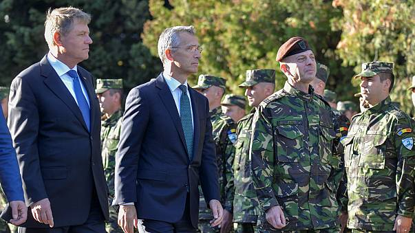 Romania takes key role as NATO prepares to face off with Russia