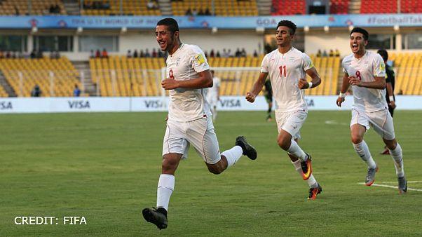 تیم ملی نوجوانان ایران به جمع هشت تیم برتر جهان پیوست