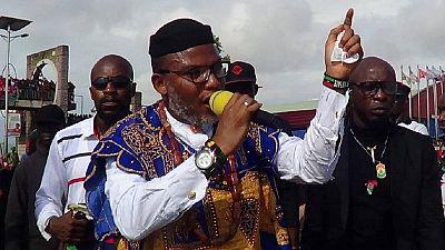 Nigeria : le procès de l'indépendantiste biafrais Nnamdi Kanu ajourné en son absence