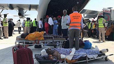 L'aide médicale afflue en Somalie, la diaspora donne son sang