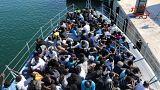عدم الاستقرار في ليبيا ساهم في تفاقم الهجرة نحو أوربا