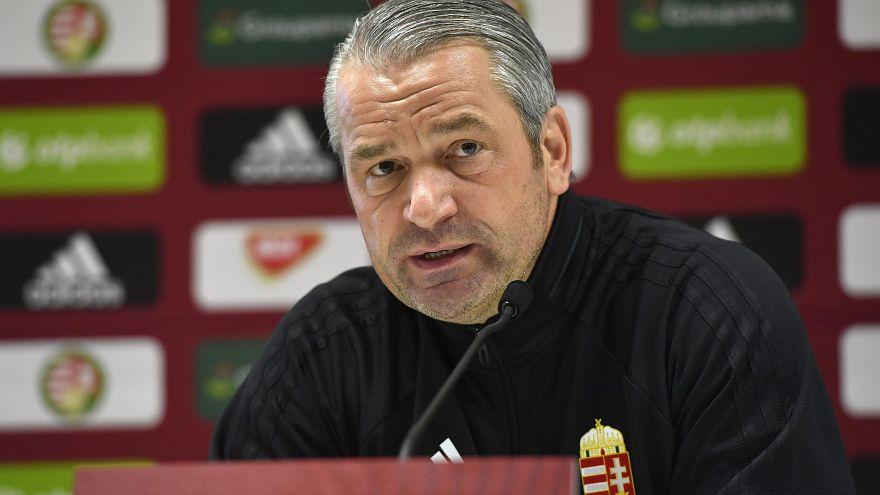 Távozik Bernd Storck, a magyar válogatott szövetségi kapitánya