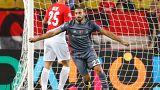 Beşiktaş Şampiyonlar Ligi'nde tarih yazmaya devam ediyor