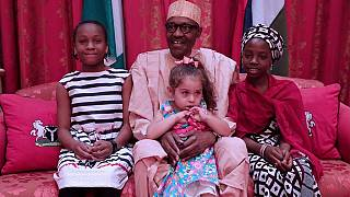 Power of Twitter: Buhari meets three young supporters
