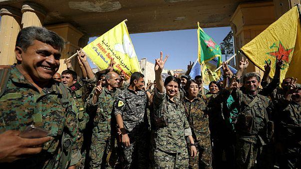 Síria: Raqqa libertada do jugo do Estado Islâmico