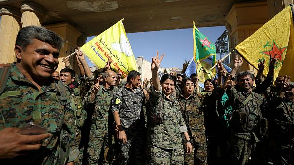 Ракка - под контролем СДС