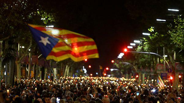 Barselona'da kriz tırmanıyor
