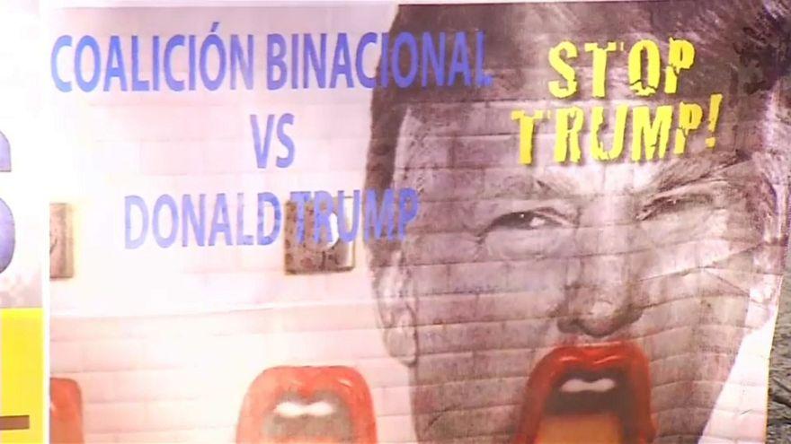 """Il Messico sconfessa Trump: """"Respingimenti in calo"""""""
