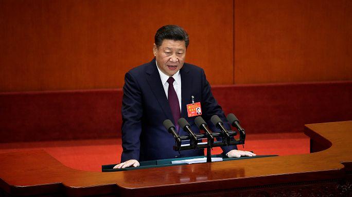 Arranca el XIX Congreso del Partido Comunista chino