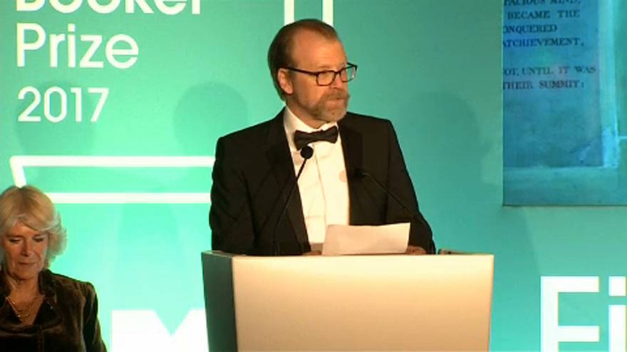 George Saunders wins Man Booker Prize for Lincoln in the Bardo