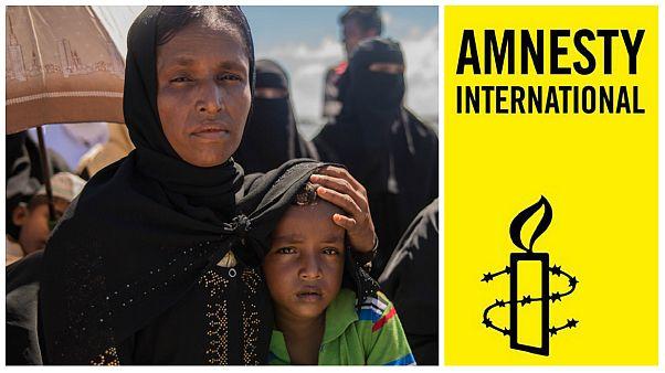 عفو بین الملل: سرکوب روهینگیا در میانمار جنایت علیه بشریت است