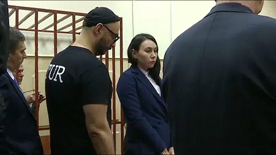 Házi őrizetben marad az orosz rendező