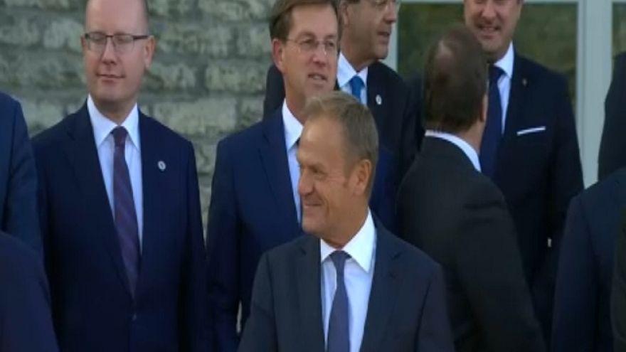 Push for 'unity' ahead of EU summit