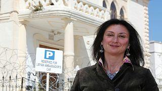 Az FBI is segít a máltai újságírónő gyilkosainak kézre kerítésében