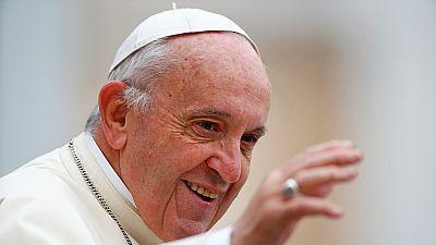 """Somalie : le pape implore """"la conversion des hommes violents"""""""