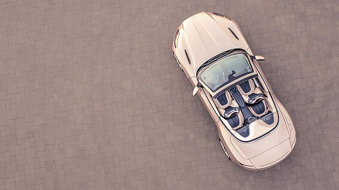 Cruising along autumn in the new Volante