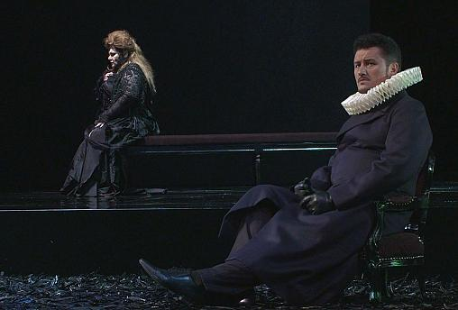 جوزپه وردی با اپرای بالماسکه در بارسلون