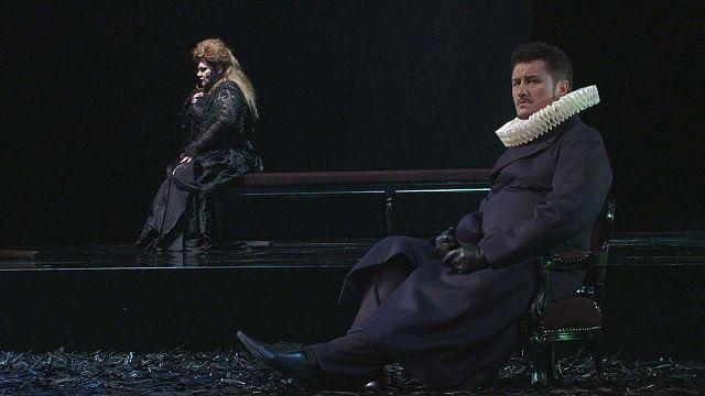 'Un ballo in maschera': il melodramma di Verdi in scena al Liceu di Barcellona