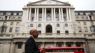 Bank of England: inflazione potrebbe superare soglia 3%