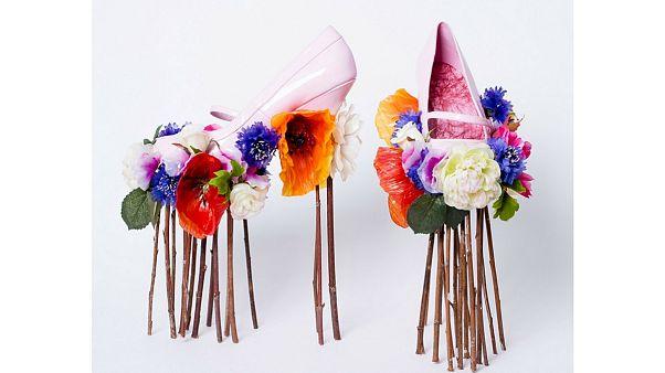 Shoe magic – experimental footwear