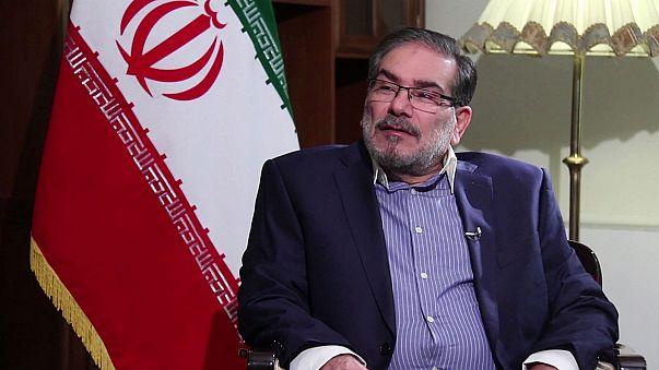 گفتگوی اختصاصی یورونیوز با دبیر شورای عالی امنیت ملی ایران