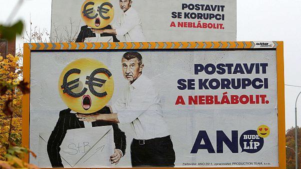A multimilliárdos üzletember pártja győzhet Csehországban