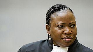 La procureure de la CPI Fatou Bensouda en visite au Mali