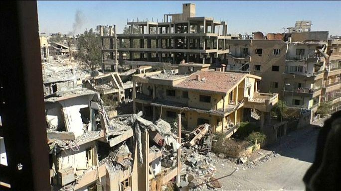 IŞİD'den temizlenen Rakka'dan sonra sıra Deyr ez Zor'da