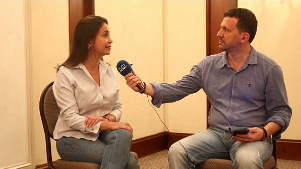 Venezuela: parla in esclusiva la dissidente Machado