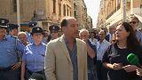 Avrupa Parlamentosu'ndan Galizia için saygı duruşu