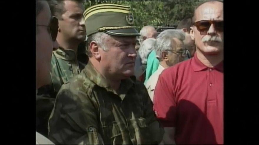 """22 novembre, verdict pour Mladic, """"le boucher des Balkans"""""""