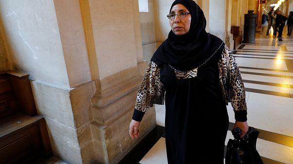 Befragung der Mutter im Merah-Prozess: Streit und Tränen im Gerichtssaal
