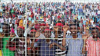 """Des milliers de personnes dans les rues de Mogadiscio contre le """"terrorisme"""""""
