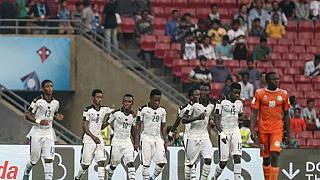 Ghana to face Mali after beating Niger at FIFA U-17 World Cup