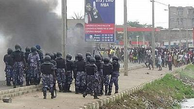Togo opposition to go ahead with protests despite Wednesday's violent clashes