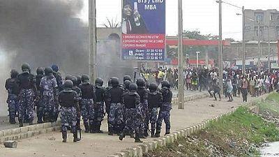 Quatre morts dans des affrontements entre manifestants et forces de l'ordre au Togo