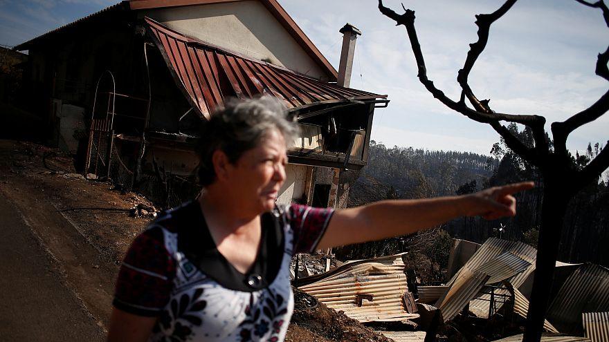 Portugal: Dimite ministra de Interior por la gestión de los incendios