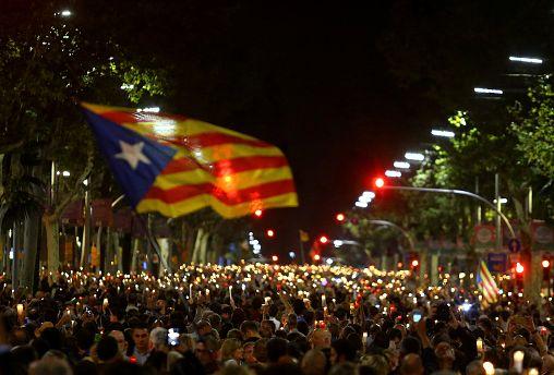 Catalonia crisis - ultimatum day