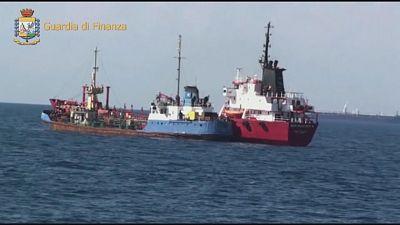 Halte au trafic de gasoil frelaté en Europe
