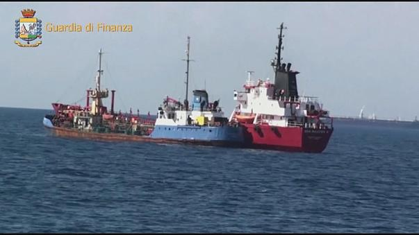 Italy breaks up a Libyan gang smuggling low quality fuel into Europe