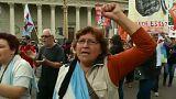 Caso Maldonado: el cadáver que exacerba los ánimos en Argentina
