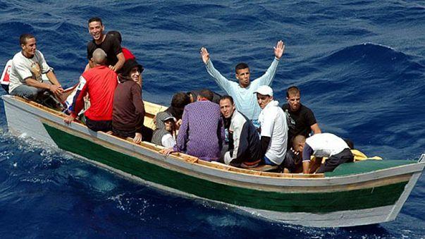 الجزائر: اعتراض حوالى 700 مهاجر غير شرعي