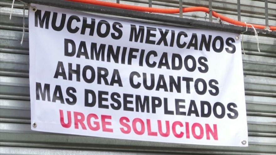 México: um mês depois