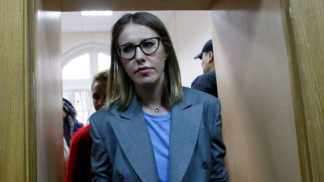 """""""Paris Hilton"""" von Russland: Putins Patentochter will Präsidentin werden"""