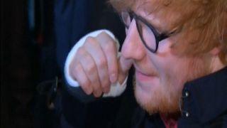 Ed Sheeran sagt nach Unfall Konzerte ab