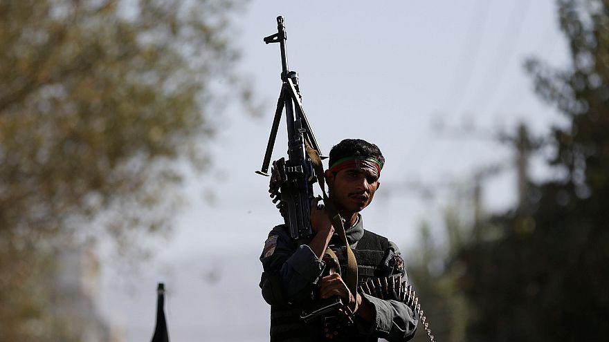 حمله طالبان به یک پایگاه نظامی در قندهار