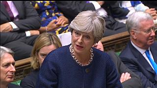 Theresa May garante apoio a cidadãos da UE residentes no Reino Unido