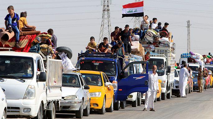 ما هي المناطق المتنازع عليها بين حكومة بغداد وإقليم كردستان؟