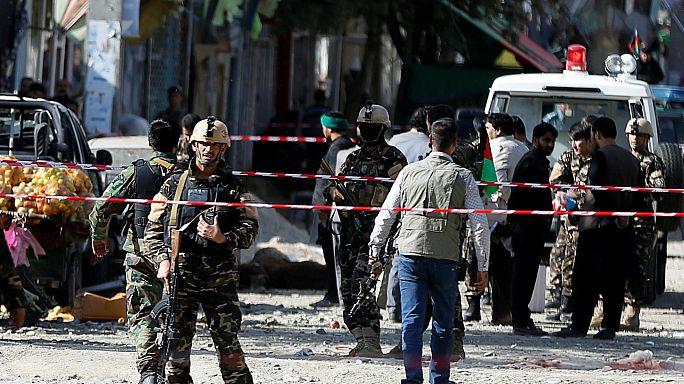 Afganistan'da intihar saldırısı: En az 43 ölü