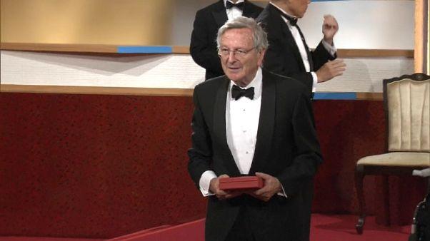 Rafael Moneo recibe el máximo galardón de las Artes niponas